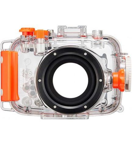 Fujifilm WP-XQ1 - Carcasa sumergible, estanqueidad perfecta, compatible con XQ1 y XQ2, trasparente, (16415386)