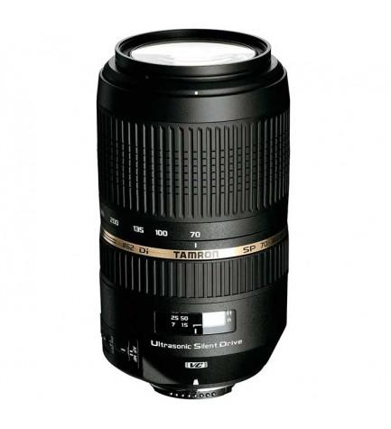 Tamron SP AF 70-300 mm f/4.0-5.6 Di VC USD - Objetivo, para Canon, (A005E)