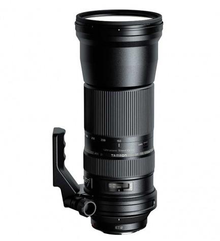 Tamron SP AF 150-600mm F/5-6.3 Di VC USD - Objetivo, para Nikon, (A011N)