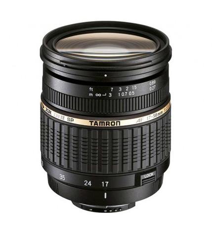 Tamron SP AF 17-50mm F/2.8 XR Di II LD Aspherical [IF] - Objetivo, para Canon, (A16E)
