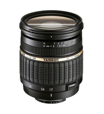 Tamron SP AF 17-50mm F/2.8 XR Di II LD Aspherical [IF] - Objetivo, para Canon, (A16E)