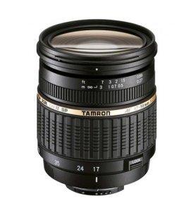Tamron SP AF 17-50mm F/2.8 XR Di II LD Aspherical [IF] - Objetivo, para Sony, (A16S)