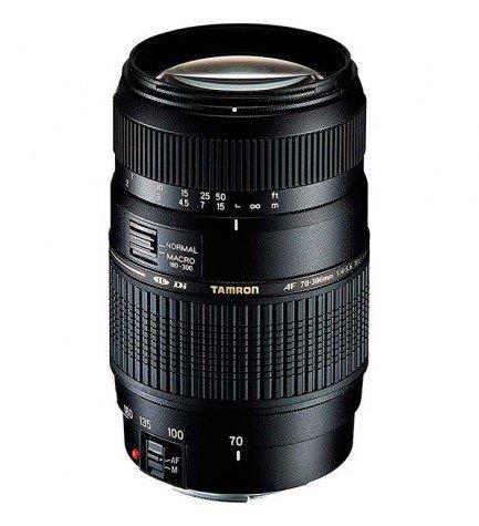 Tamron AF 70-300mm F/4-5.6 Di LD MACRO 1:2 - Objetivo, para Canon, (A17E)