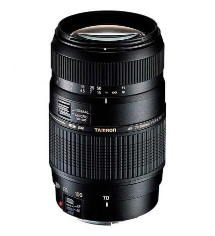 Tamron AF 70-300mm F/4-5.6 Di LD MACRO 1:2 - Objetivo, para Nikon, (A17NII)