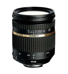 Tamron SP AF 17-50mm F/2.8 XR Di II VC LD Aspherical [IF] - Objetivo, para Canon, (B005E)