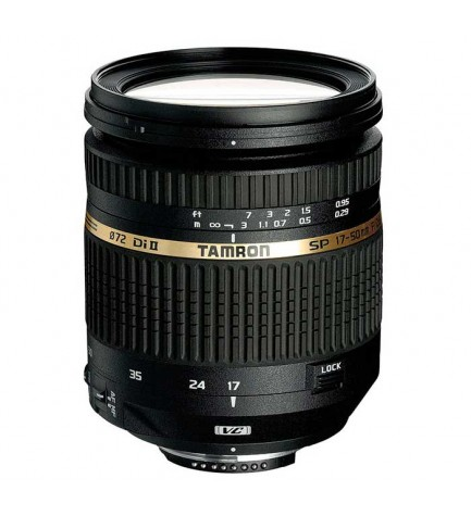 Tamron SP AF 17-50mm F/2.8 XR Di II VC LD Aspherical [IF] - Objetivo, para Canon, (B005E)