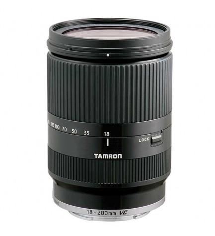 Tamron AF 18-200mm F/3.5-6.3 Di III VC - Objetivo, para Sony, (B011B), color Negro
