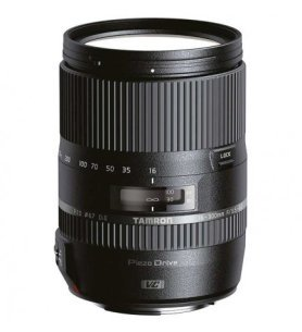 Tamron 16-300mm F/3.5-6.3 Di II VC PZD MACRO - Objetivo, para Canon, (B016E)
