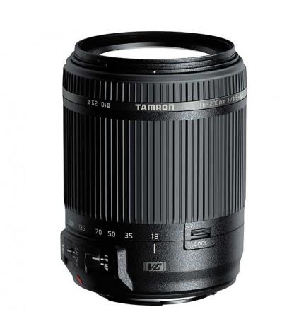 Tamron 18-200 mm F/3.5-6.3 Di II VC - Objetivo, para Nikon, (B018N)