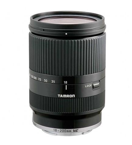 Tamron AF 18-200mm F/3.5-6.3 Di III VC - Objetivo, para Canon, (B011EMB), color Negro