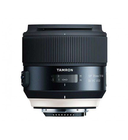 Tamron SP AF 35mm F/1.8 Di VC USD - Objetivo, para Canon, (F012E)
