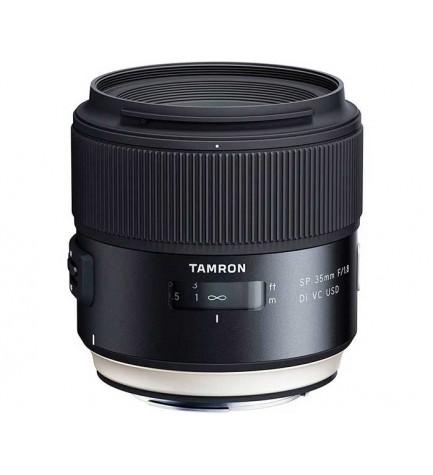 Tamron SP AF 35mm F/1.8 Di VC USD - Objetivo, para Nikon, (F012N)
