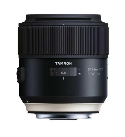 Tamron SP AF 85mm F/1.8 Di VC USD - Objetivo, para Canon, (F016E)