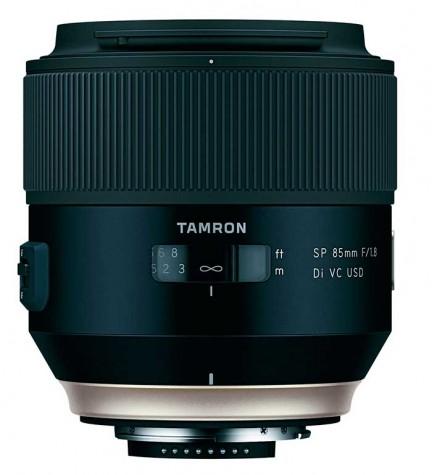 Tamron SP AF 85mm F/1.8 Di VC USD - Objetivo, para Nikon, (F016N)