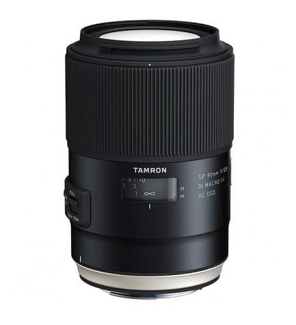 Tamron SP AF 90mm F/2.8 Di MACRO 1:1 VC USD - Objetivo, para Canon, (F017E)
