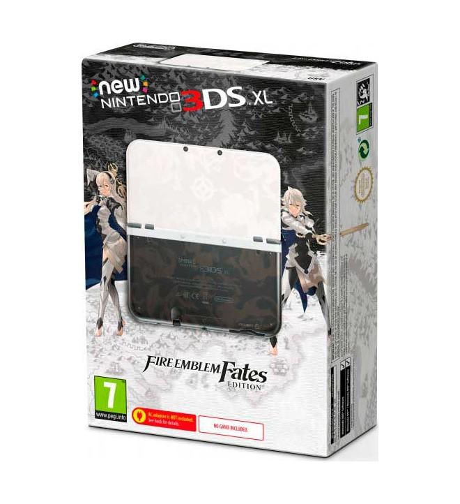 Nintendo New 3ds Xl Fire Emblem Fates Consola Tenerife Canarias