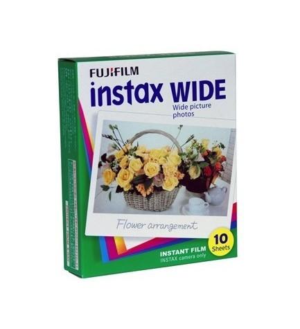 Película para Instax Wide 210 - Pack de 10 films