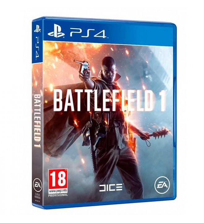 Battlefield 1 - Videojuego PS4, lucha en las batallas más épicas multijugador de hasta 64 jugadores