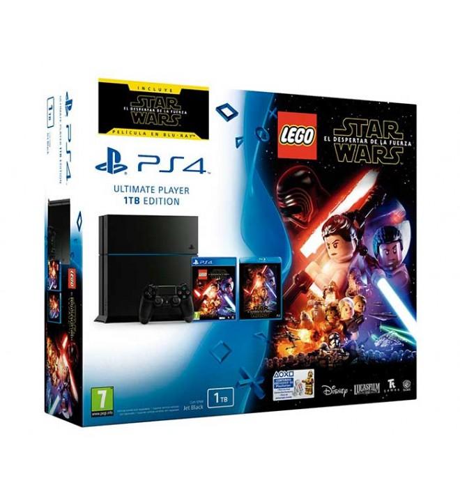 Sony Playstation 4 Lego Star Wars Consola Tenerife Canarias
