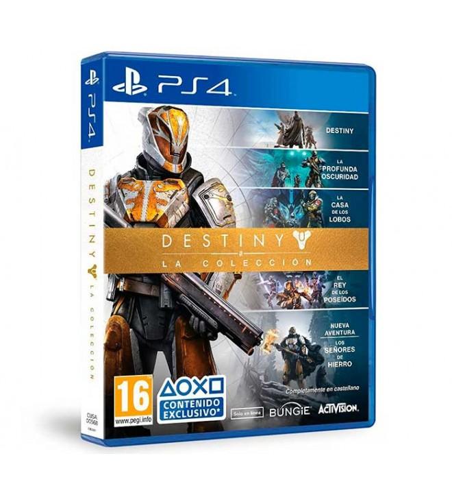 Destiny The Collection - Videojuego PS4, contiene todas las entregas hasta la fecha en la serie de este premiado juego