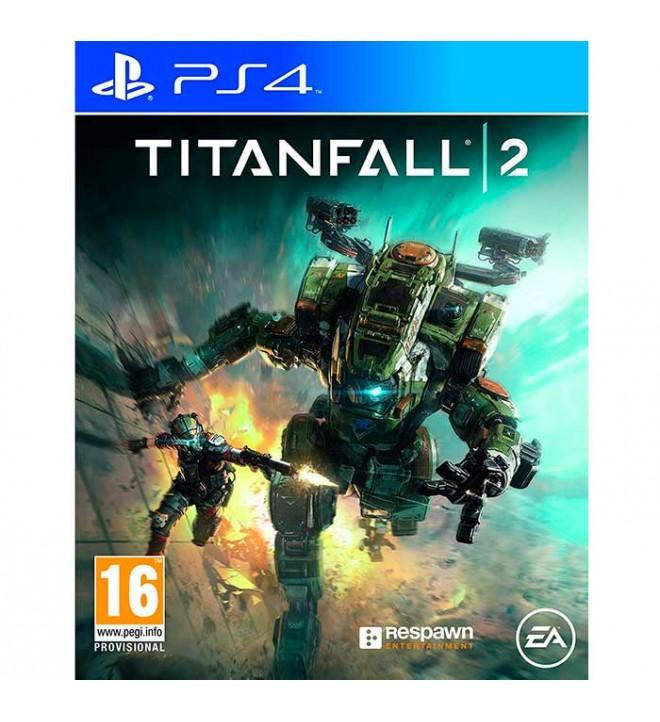TitanFall 2 - Videojuego PS4, explora la relación única entre pilotos y titanes, juntos son imparables