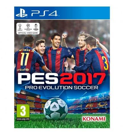 Pro Evolution Soccer 2017 - Videojuego PS4, las nuevas cotas del realismo futbolístico