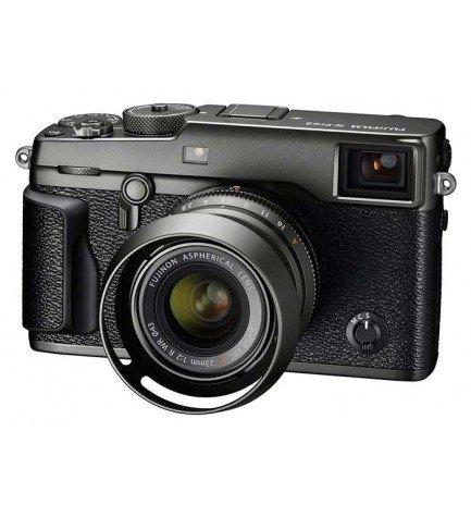 Fujifilm X-Pro2 + 23mm - Cámara sin espejo, 24.3 Mpx, pantalla 3 pulgadas, video 1080p 60fps, WiFi, color Grafito