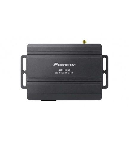 Pioneer AVIC-F260VAG - Navegador GPS complementario, diseñado para Receptores AV AVH, compatible con Peugeot, instalación oculta