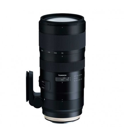Tamron SP 70-200mm F/2.8 Di VC USD G2 - Objetivo, diseñado para Canon, (A025E)