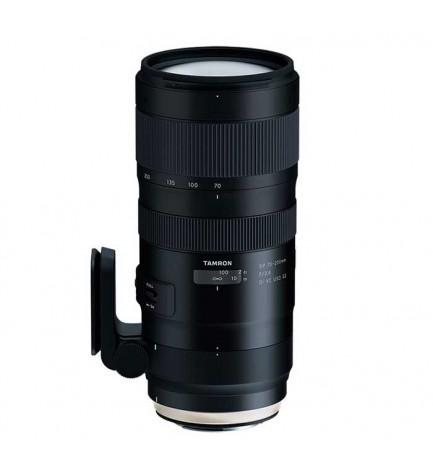 Tamron SP 70-200mm F/2.8 Di VC USD G2 - Objetivo, diseñado para Nikon, (A025N)