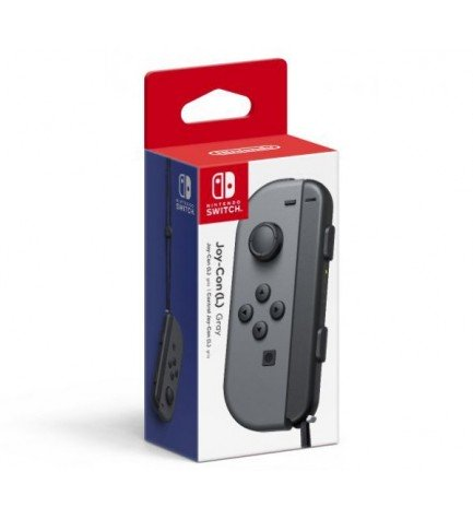 Nintendo Joy-Con - Mando, izquierdo, color Gris