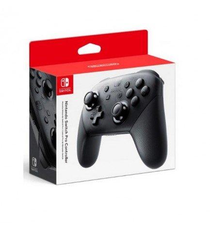 Nintendo Pro Controller - Mando profesional, consigue un control perfecto