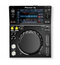 Pioneer XDJ-700 - Reproductor digital, diseño compacto, compatible con rekordbox, pantalla táctil LCD 7 pulgadas, color Negro