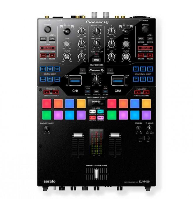 Pioneer djm s9 mesa de mezclas negro djm s9lsyxj - Mesas de mezclas para pc ...