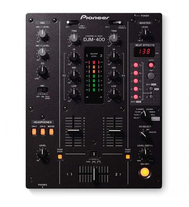 Pioneer djm 400 mesa de mezclas tenerife canarias - Mesa de mezclas 2 canales ...