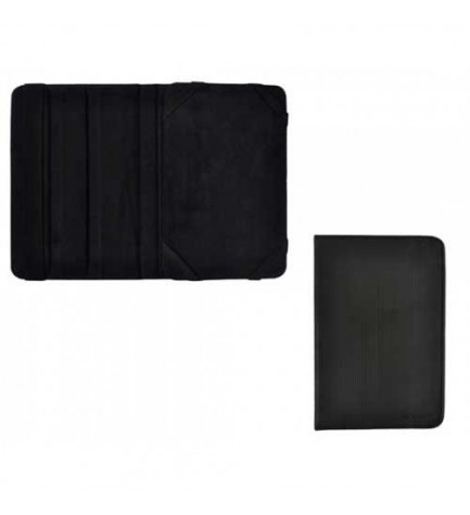 Sunstech BAG71 - Funda, 7 pulgadas, universal, diseñada para tablets, varios niveles de inclinación, color Negro