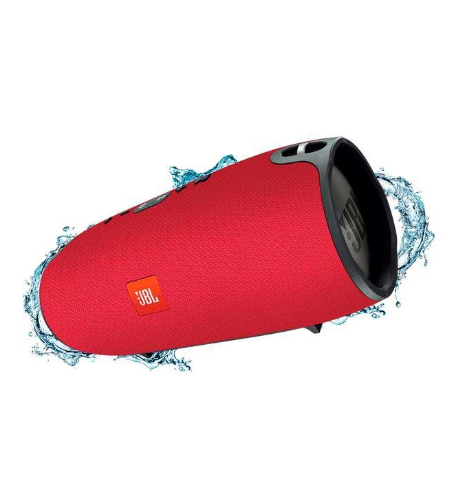 JBL Xtreme - Altavoz Bluetooth, resistente al agua, JBL Connect, color Rojo