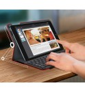 Logitech Type+ - Funda teclado, diselado para iPad Air 2, color Negro