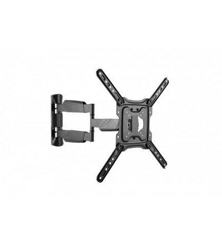 Reflecta 23117 FLEXO 55-4040T - Soporte, de pared, televisores de 23 a 55 pulgadas máximas, color Negro