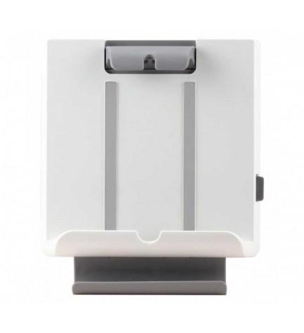 Reflecta 23228 Tabula Magnetic - Soporte, de pared, magnético, diseñado para tablets de 7 a 11 pulgadas, color Gris