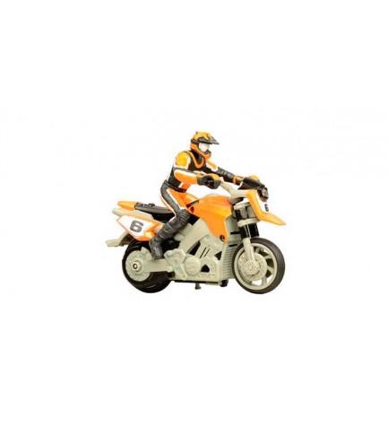 Reflecta 92725 - Moto radiocontrol, velocidad 20 kmh, 20 minutos de autonomía, control a 20 metros de distancia
