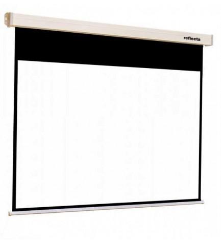 Reflecta 87742 Crystal-Line - Pantalla de proyección, dimensiones 200x154 cm, enrrollable