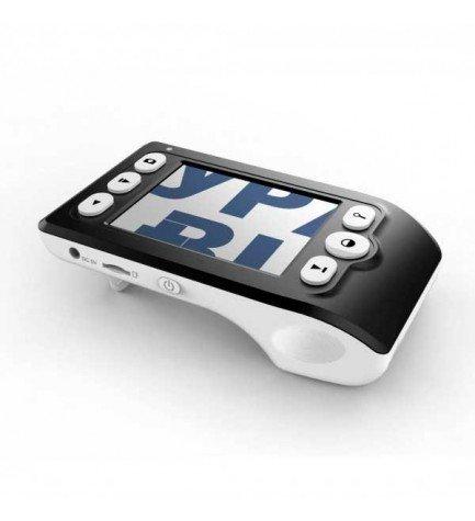 Reflecta 66143 Digitale Lupe - Lupa digital, aumento de 5 a 10 veces, LEDs integrados, color Negro