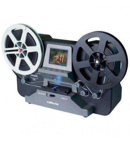 Reflecta 66040 Super 8 - Escáner, Normal 8
