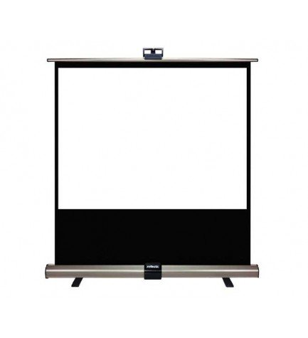 Reflecta 40763 - Pantalla de proyección, dimensiones 128x154 cm