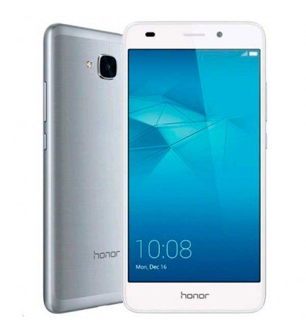 Huawei Honor 7 Lite - Smartphone, memoria interna 16GB, Dual SIM, color Plata