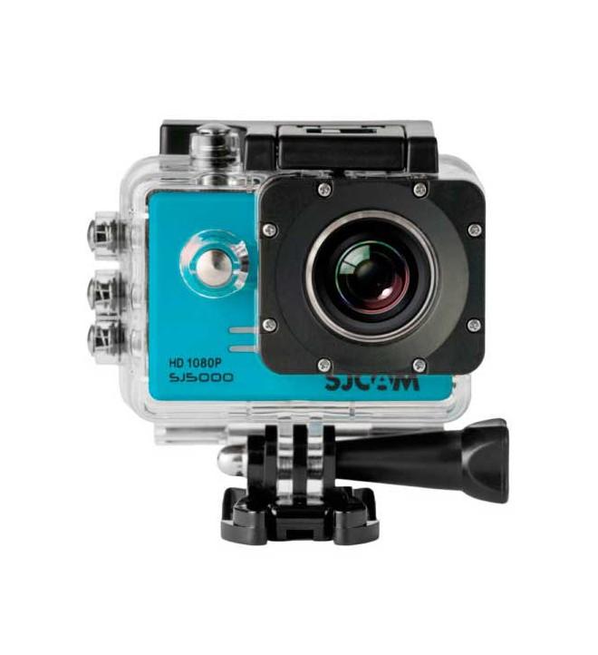 Sjcam Sj5000 - Camara acción, resolución 14 Mpx, WiFi, color Azul