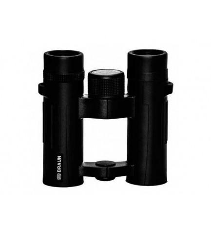 Braun 10x26WP - Prismático, color Negro