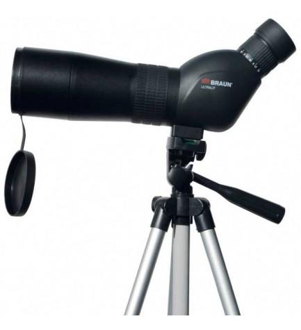 Braun 20131 - Telescopio monocular, 20-60x60