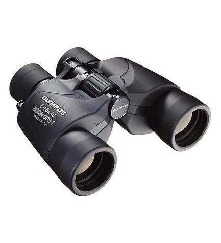 Olympus 8-16x40 Zoom DPS I - Prismáticos, resistentes y de alta calidad
